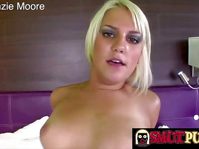 Smut Puppet - Enticing Teens Fucking Old Men Compilation 15